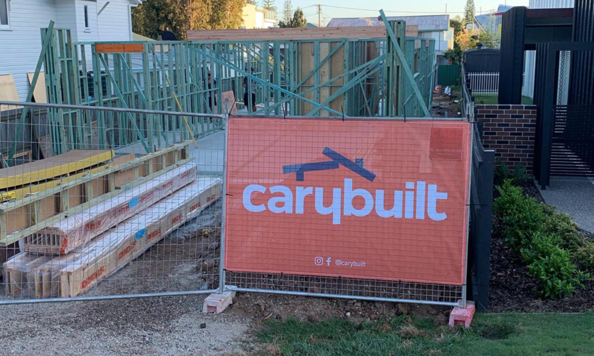 Cary Built